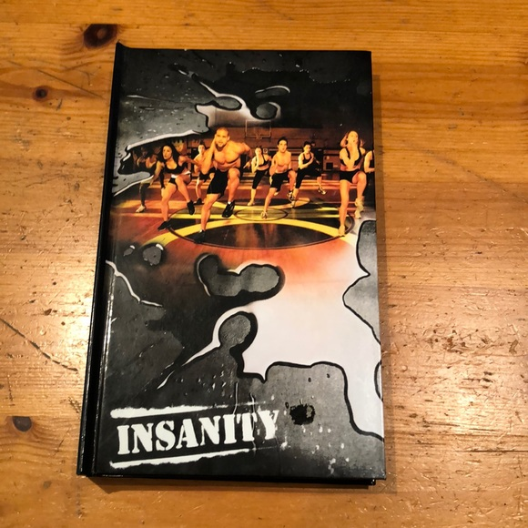 INSANITY 60 day workout